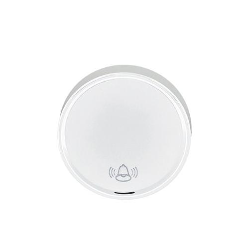 Bezdrátové tlačítko pro 1L59, 150m, bílé, learning code